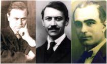 V. Papilian, F. Rainer si Gr. Popa