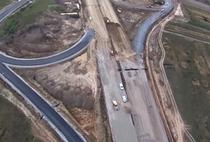 Autostrada Lugoj - Deva, septembrie 2015