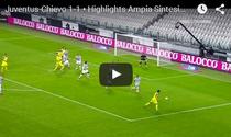 Juventus vs Chievo