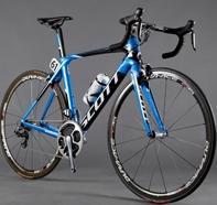 Bicicleta Scott a celor de la Orica
