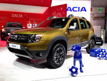 Dacia Duster Altai Green