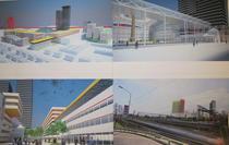 Simularea unui mare proiect imobiliar in Bucuresti