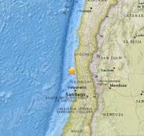 Cutremur in Chile