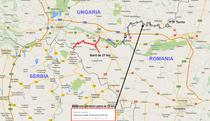 Extensia gardului la granita Ungariei cu Romania