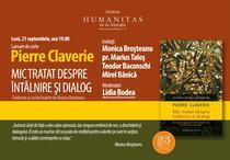 Mic tratat despre întâlnire si dialog, de Pierre Claverie