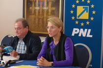 Alina Gorghiu si Vasile Blaga