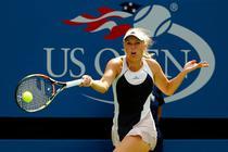 Caroline Wozniacki, la US Open