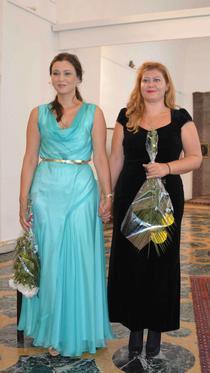 Daniela Nane si Ioana Maria Lupascu