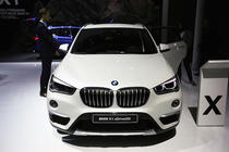 BMW X1 la IAA 2015