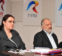 Irina Radu si Stelian Tanase