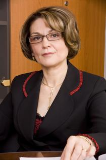 Carmen Radu, sefa Fondului de Garantare a Asiguratilor
