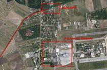 Calea ferata si Aeroportul Otopeni