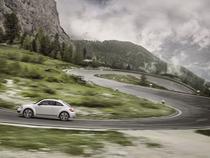 Un Volkswagen Beetle