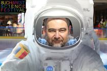 Toma Patrascu la Bucharest Science Festival