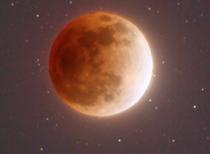 Eclipsa totala de Superluna