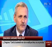 Liviu Dragnea la TVR 1