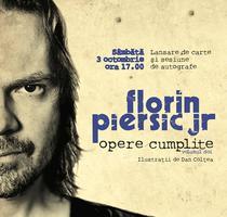 """Florin Piersic jr - """" Opere cumplite II"""""""