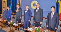 Mircea Dusa, George Maior, Klaus Iohannis, Gabriel Oprea, Viorel Voinescu si Remus Pricopie