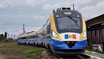 Trenul care circula direct de la Chisinau la Iasi