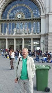 Liviu Dragnea, la Budapesta