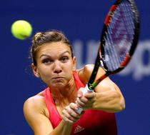 Simona Halep, la Flushing Meadows