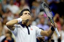 Novak Djokovic, la US Open