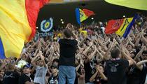 Suporteri ai echipei nationale de fotbal a Romaniei