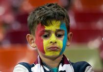 Fotogalerie: Romania vs Grecia 0-0