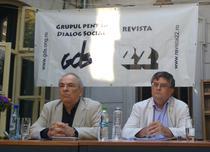 Gabriel Liiceanu si Mircea Dumitru