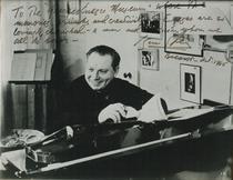 Isaac Stern s-a remarcat la editia din 1967 a Festivalului Enescu