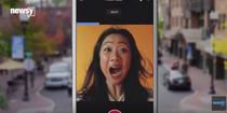 Video Selfie pe profilul Facebook