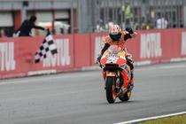 Dani Pedrosa, victorios in Japonia