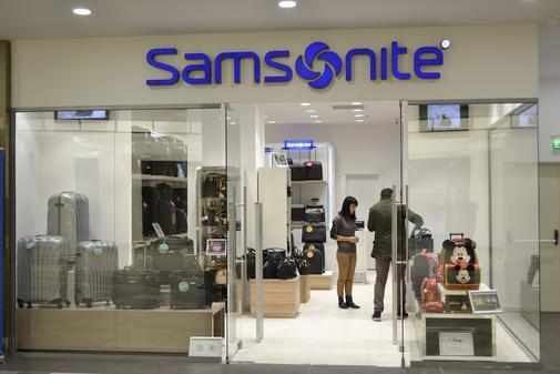 Samsonite_Bucuresti Mall