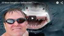 Cele mai periculoase selfie-uri