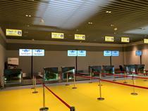 Terminal nou la Aeroportul din Iasi