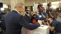 Liviu Dragnea voteaza