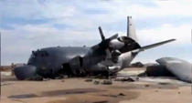 11 morti dupa prabusirea unui avion american in Afganistan