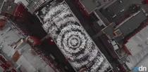Cea mai mare pictura caligrafica din lume