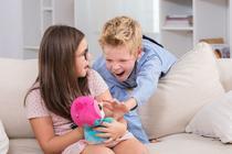 Copiii adora pufoseniile