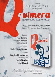 Quimera, de Paul Tanicui