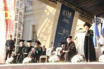 Universitatea de Medicina din Iasi, la deschiderea anului universitar