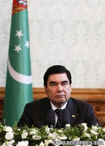 Presedintele Turkmenistanului