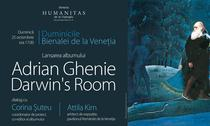 Lansare Darwin's Room - Adrian Ghenie