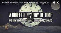 Istoria masurarii timpului