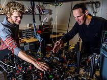 Cercetatorii de la TU Delft