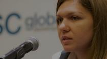 Simona Halep, la Turneul Campioanelor