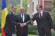 Victor Ponta, Boiko Borisov si Aleksandar Vucici