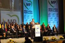 Eugen Tomac la congresul PMP