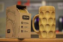Obiecte imprimate 3D din resturi de bere