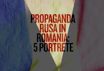 Propaganda rusa in cinci portrete